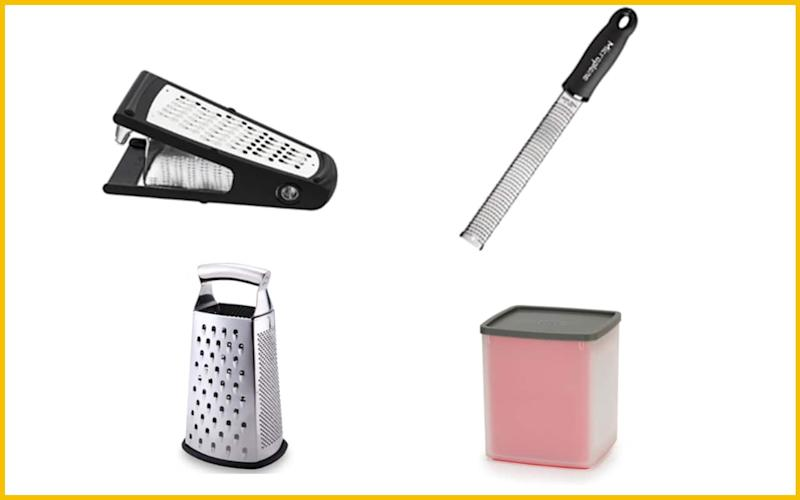 We tested an array of cheese graters, to discover the best on the market