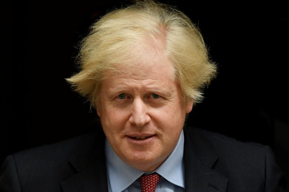 Britain's prime minister Boris Johnson. Photo: Toby Melville/Reuters/TPX images of the day