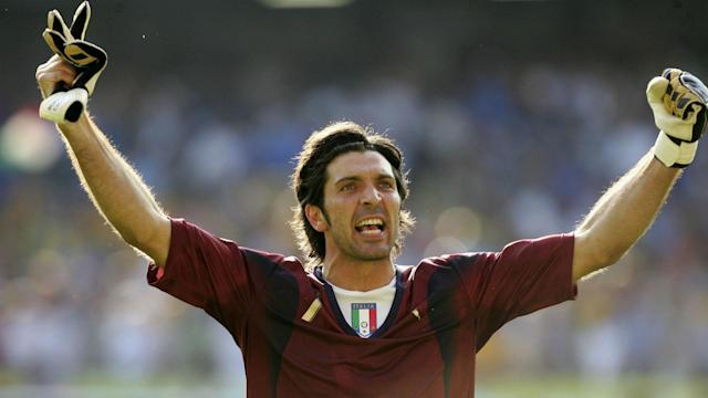 Italy's World Cup qualifier against Albania on Friday marks a special occasion for Gianluigi Buffon, who plays his 1,000th career match.