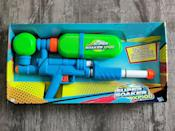 "<p>Summertime was a blast when you got your hands on one of these. Today, the water gun is still a popular item, but <a href=""https://www.ebay.com/itm/NEW-2004-Super-Soaker-Flash-Flood-SoakerTag-Elite-26-BRAND-NEW/353122858957?hash=item5237c337cd:g:O-kAAOSwmv1e-YkO"" rel=""nofollow noopener"" target=""_blank"" data-ylk=""slk:older versions"" class=""link rapid-noclick-resp"">older versions </a>can be worth anywhere from $300 to $450. </p>"