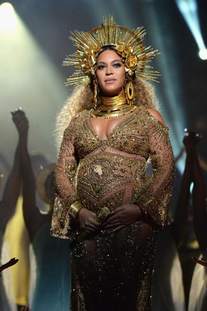 All hail Queen Bey, who reigns supreme on social media. (Photo: Getty)