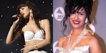 """<p>Netflix's <em><a href=""""https://www.harpersbazaar.com/culture/film-tv/a34293355/selena-the-series-news-cast-spoilers-date/"""" rel=""""nofollow noopener"""" target=""""_blank"""" data-ylk=""""slk:Selena: The Series"""" class=""""link rapid-noclick-resp"""">Selena: The Series</a>, </em>which starts streaming Friday (December 4), follows the iconic singer's journey from a young performer to a full-blown, Tejano music sensation. Here, get to know some of the names and faces accompanying her on her rise to fame on-screen.</p>"""