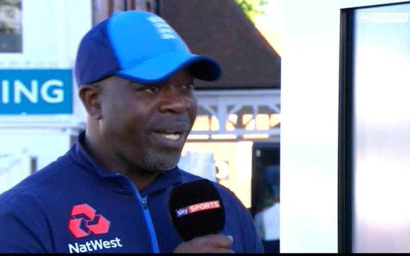 Ottis Gibson - Credit: Sky Sports