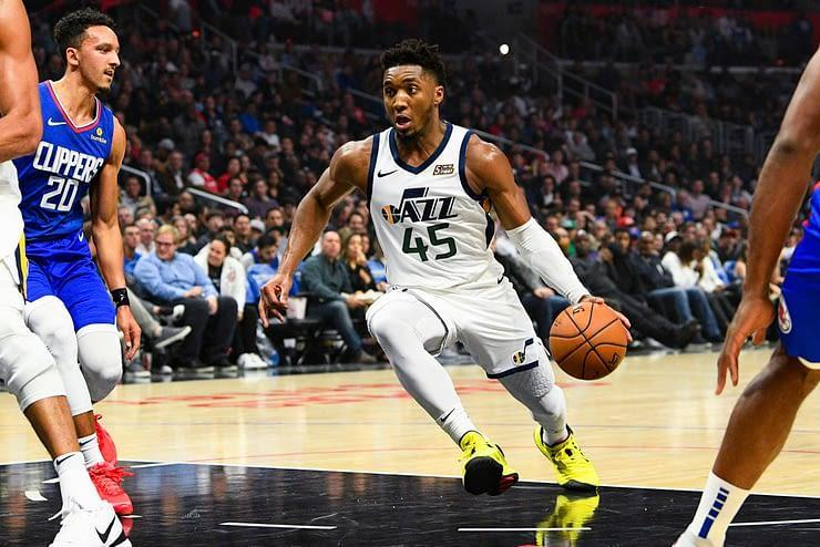 EMac gives his favorite NBA DFS picks for Yahoo + DraftKings + FanDuel daily fantasy basketball lineups Donovan Mitchell | Wednesday 3/24/21