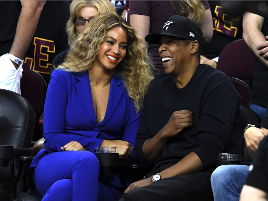 Bey-Z tops Forbes celebrity couple earnings list