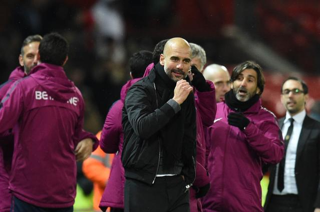 We've done it: The City boss knew they had it won before the turn of the year