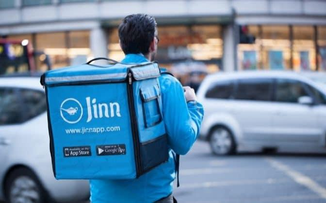 Jinn was a Deliveroo rival