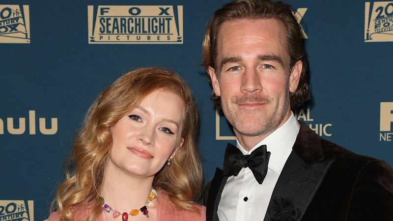 James Van Der Beek's Wife Kimberly Feels 'Bliss' on Family RV Vacation Following Miscarriage