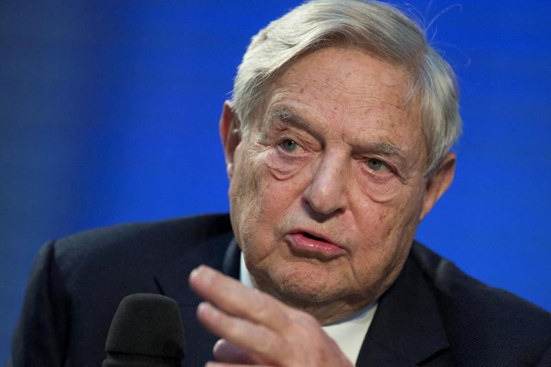 Billionaire investor George Soros has given £400,000 to a campaign arguing against Brexit (Reuters)