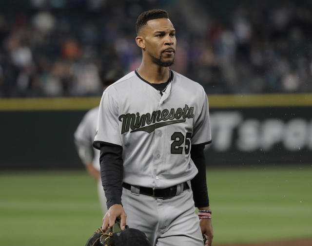 The Minnesota Twins said they do not plan on recalling Buxton, which would leave him with two years, 159 days of service — 13 shy of a third full season. (AP)
