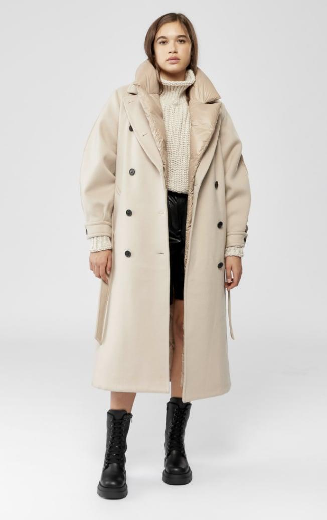"""<p><span>Mackage Lyra Coat</span> ($1,190) </p> <p>""""I'm proud that most of the winter coats I've collected through the years keep me warm and are also pretty timeless. But as soon as I saw this double-faced style that's half puffer, half trench, I knew my body needed that warmth. The camel colorway is also so deliciously luxe."""" - SW</p>"""