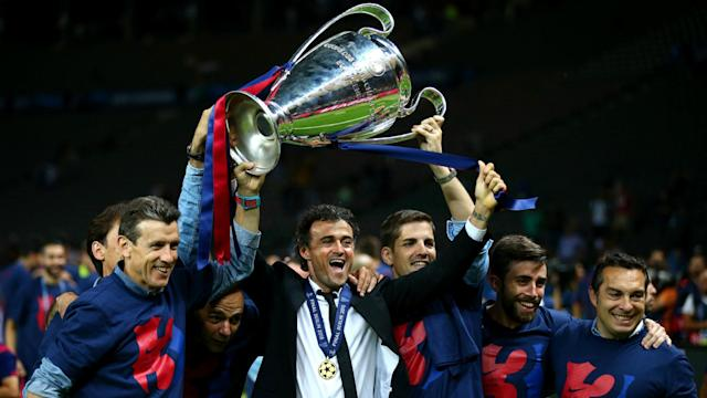 Luis Enrique is to follow in the footsteps of Pep Guardiola by taking a year out of football after leaving Barcelona.