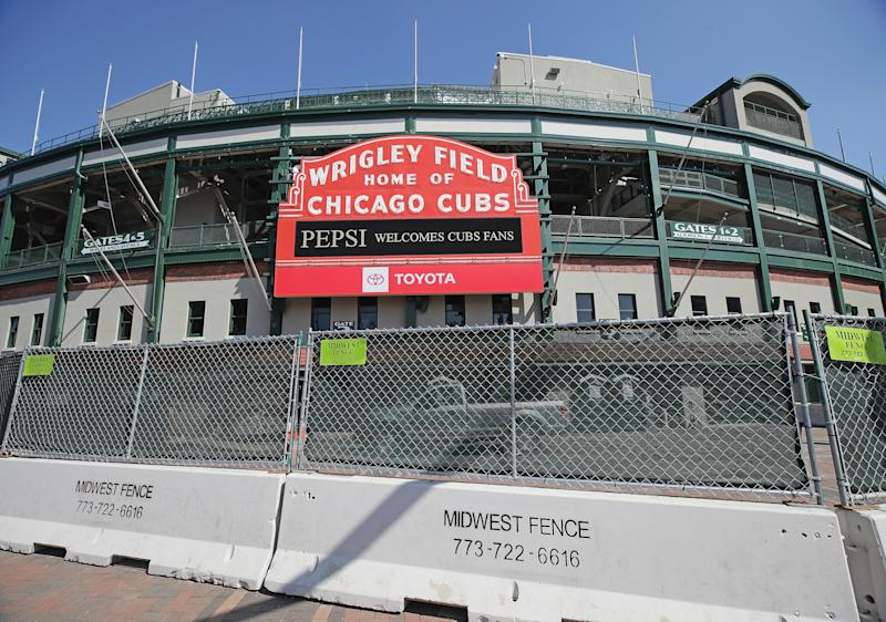 Two Cubs employees test positive for COVID-19 virus