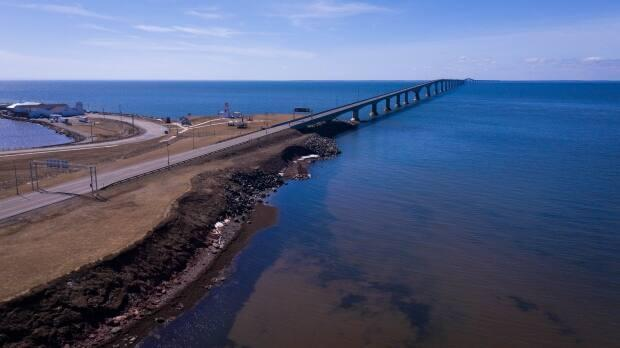 Currently, P.E.I.'s only direct connection to the mainland is with New Brunswick via Confederation Bridge.