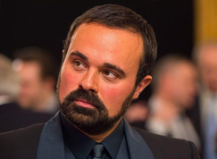Thrilled – Evening Standard owner Evgeny Lebedev said he was confident Mr Osborne is the right person for the job More