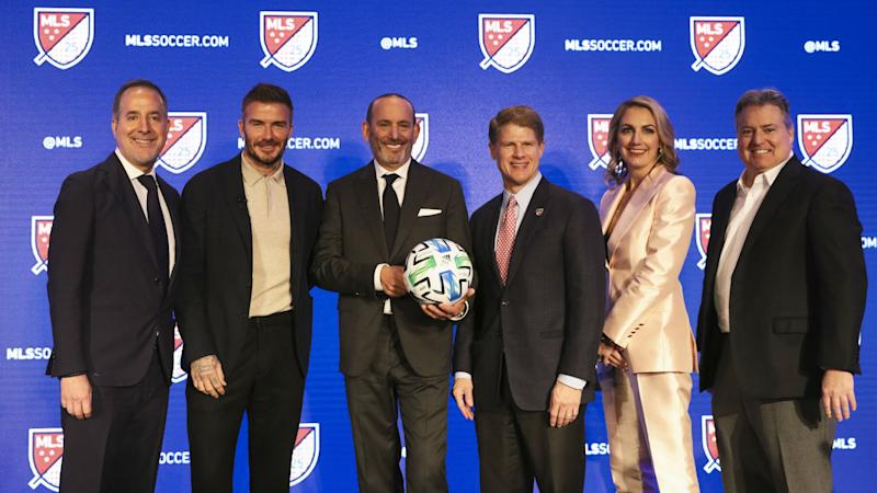 Inter Miami owner Mas: 'MLS will be Premier League-ish in 25 years'
