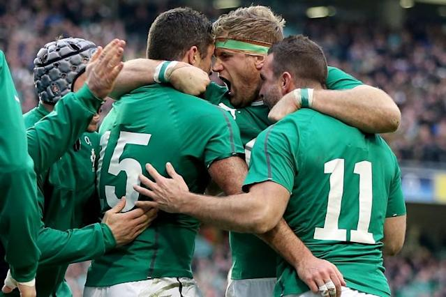 Ireland's (hypothetical) route to Rugby World Cup glory