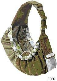 An Infantino Bellissimo sling. Two models of infants slings were recalled following 3 deaths.