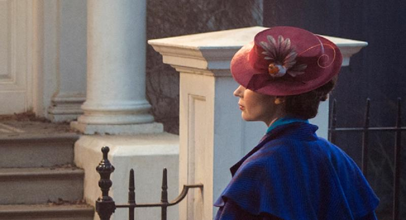 Emily Blunt in 'Mary Poppins Returns' (credit: Disney)