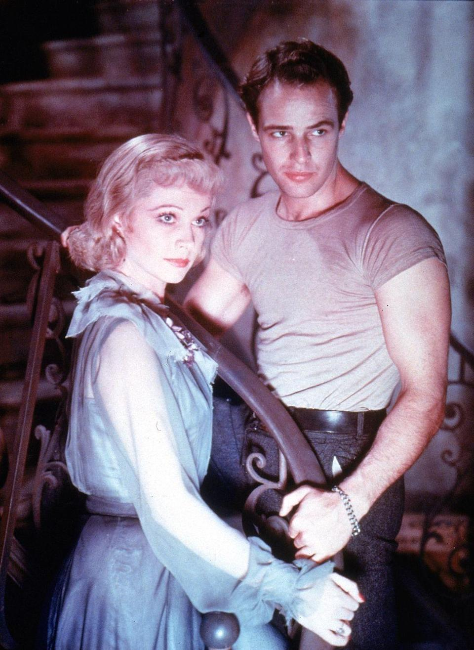 <p>The movie adaptation of <em>A Streetcar Named Desire</em> premieres, becoming the fifth biggest hit of the year.  </p>