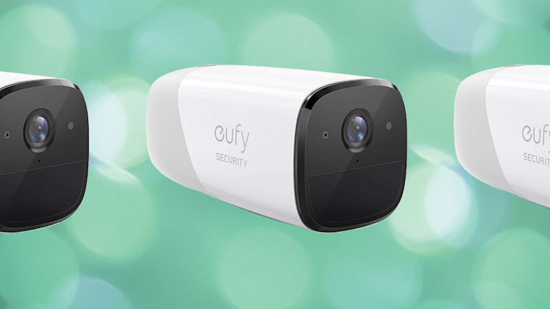 With eufy, you can have peace of mind wherever you go. (Photo: eufy)