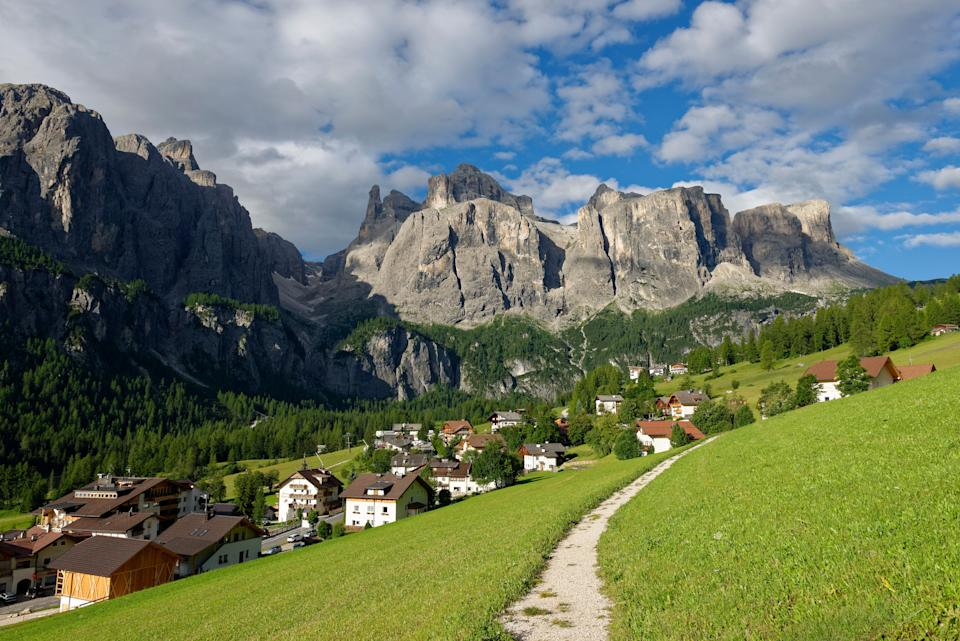 Italy, Alto Adige, Dolomites, Corvera and Gader Valley (Photo: Westend61 via Getty Images)