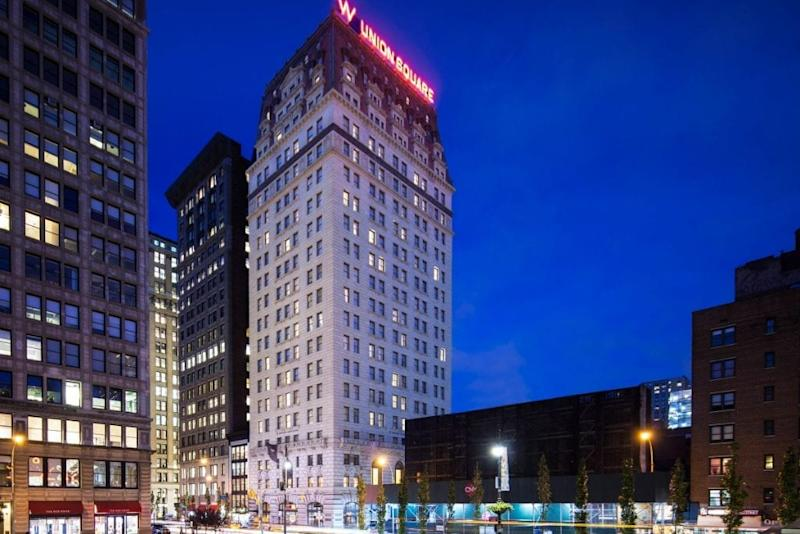 Marriott's Mission: Make W Hotels Cool Again