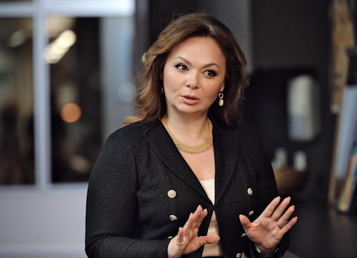 Russian lawyer Natalia Veselnitskaya. (Photo: Yury Martyanov/Kommersant Photo/Reuters)