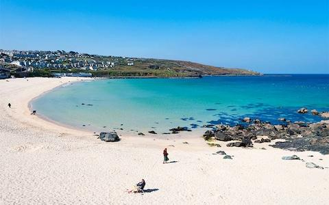 Porthmeor Beach - Credit: Education Images