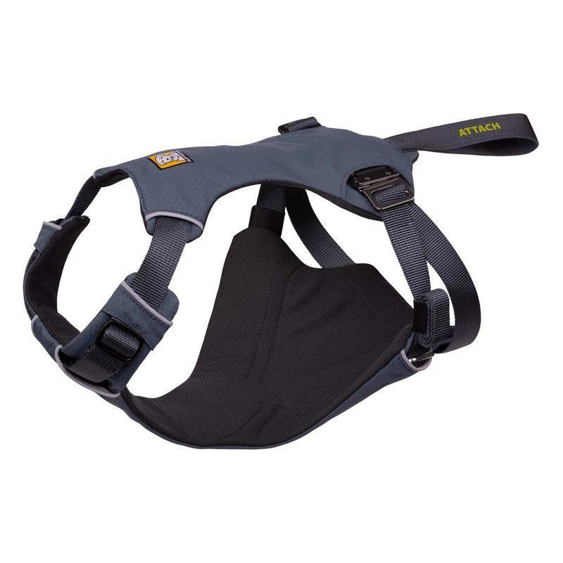 """<p><strong>Ruffwear</strong></p><p>rei.com</p><p><strong>$79.95</strong></p><p><a href=""""https://go.redirectingat.com?id=74968X1596630&url=https%3A%2F%2Fwww.rei.com%2Fproduct%2F196963&sref=https%3A%2F%2Fwww.popularmechanics.com%2Fcars%2Fg37620229%2Fbest-dog-seat-belts%2F"""" rel=""""nofollow noopener"""" target=""""_blank"""" data-ylk=""""slk:Shop Now"""" class=""""link rapid-noclick-resp"""">Shop Now</a></p><p><strong>Key Specs</strong></p><ul><li><strong>Sizes Available:</strong> XS to L/XL</li><li><strong>Weight/Girth Capacity:</strong> 17 to 42 in. at the widest part of the ribcage</li><li><strong>Vehicle Compatibility: </strong>Cars with rear passenger seat belts </li></ul><p>The Load Up harness is the only design that features a quick-release side buckle for easy on and off. The low-set seat-belt attachment point gives your dog enough leeway to sit, lie down, or stand, and also keeps them in an upright position in the event of a collision. It has been crash tested at MGA Research Corporation under the conditions outlined in Federal Motor Vehicle Safety Standard No. 213 for Child Restraint Systems. It's equipped with strength-rated metal hardware and components.</p>"""