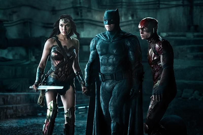 Justice League is the lowest-grossing DC Extended Universe film