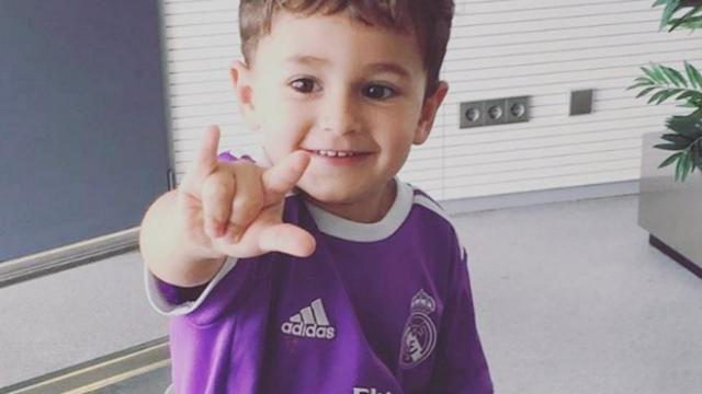 Isco son Instagram