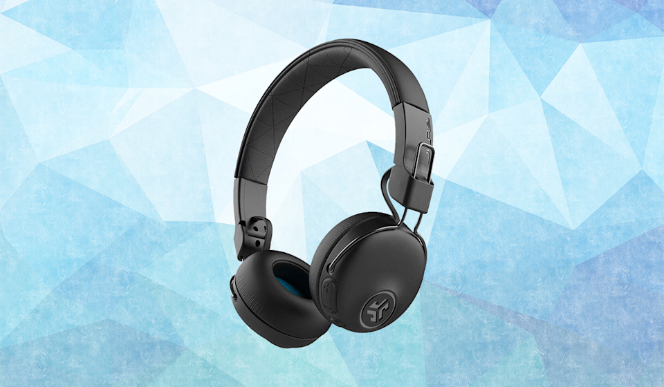 JLab Audio Studio ANC On-Ear Wireless Headphones. (Photo: Walmart)