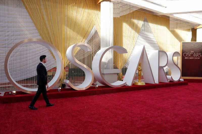 Brad, Billy and Bong: What to watch for at the Oscars