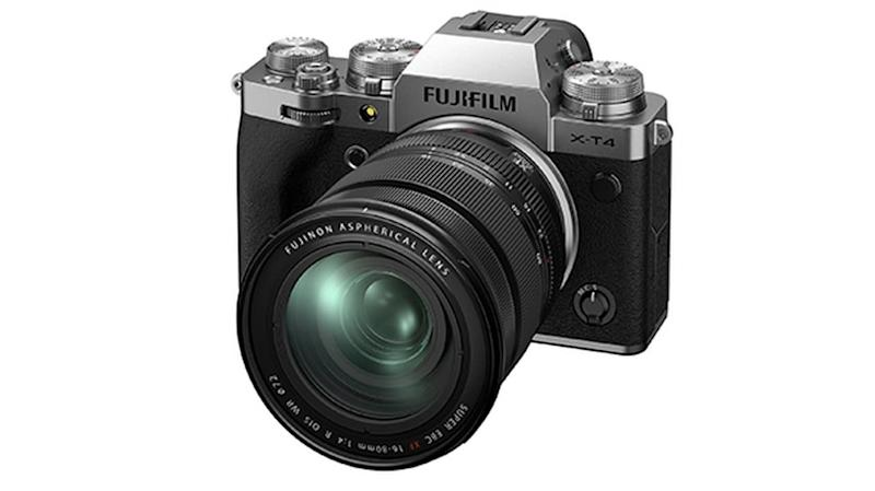 Fujifilm X-T4 mirrorless camera launched in India at a price of Rs 1,54,999