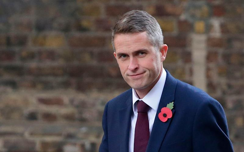 Gavin Williamson is the new Defence Secretary - AFP