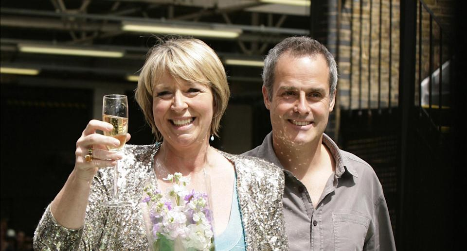 """Fern Britton and Phil Vickery are set to """"follow [their] own paths"""". (Photo by Yui Mok/PA Images via Getty Images)"""