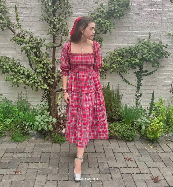 <p>The <span>Hill House Home The Nesli Nap Dress</span> ($125) is part nightgown, part day dress. It's comfortable and adorable; you'll never want to take it off.</p>