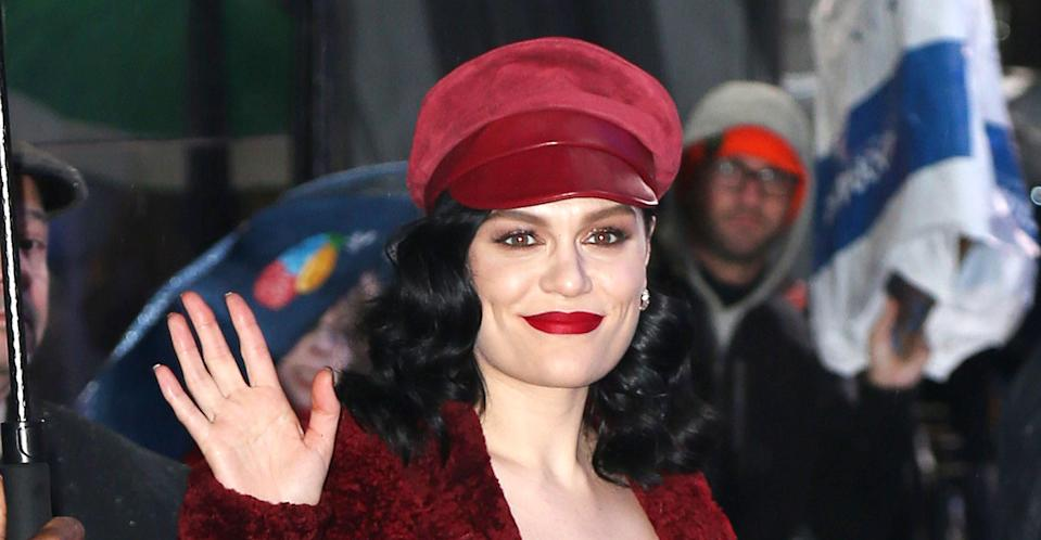 Jessie J opened up about her health issues. (REX)