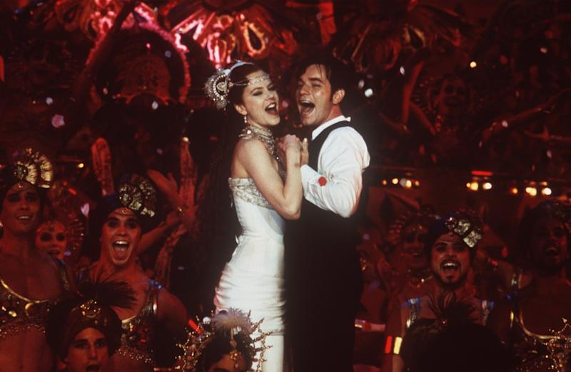 'Moulin Rouge!,' 2001