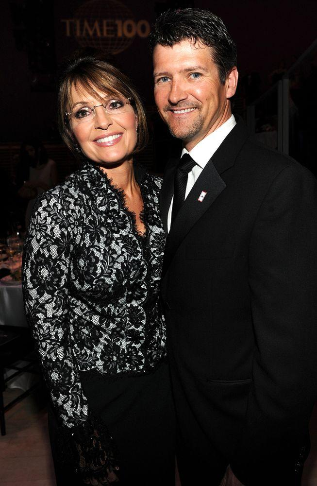Sarah Palin and Todd Palin, 2010 | Kevin Mazur/Getty