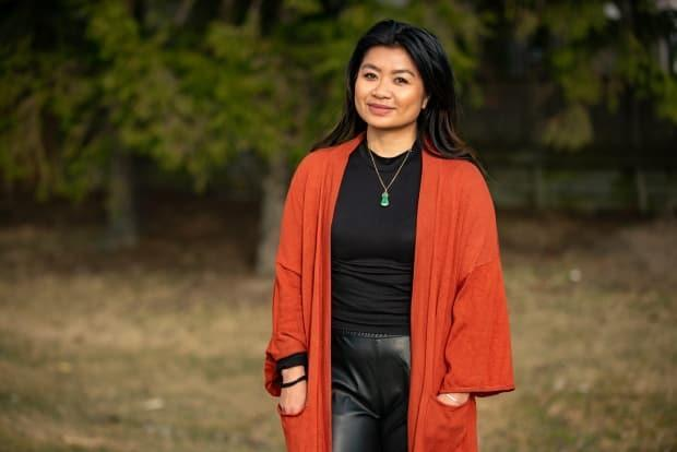 Toronto elementary school teacher Mary Tran co-authored a recent educators' resource called Addressing Anti-Asian Racism. Thinking of her nieces and nephews, she says, 'it's important for me to let them know ... their Asian identity is important.'