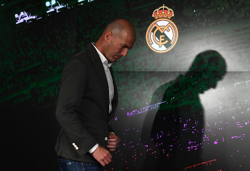 Zinedine Zidane Re-Hired As Real Madrid Coach In Sensational Return