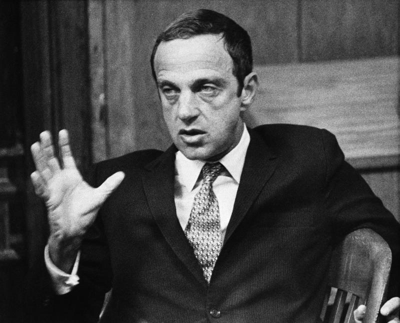 Film Review-The Story of Roy Cohn