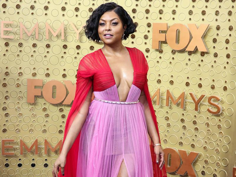 Taraji P. Henson sobs about mental health struggles for African-Americans in TV interview