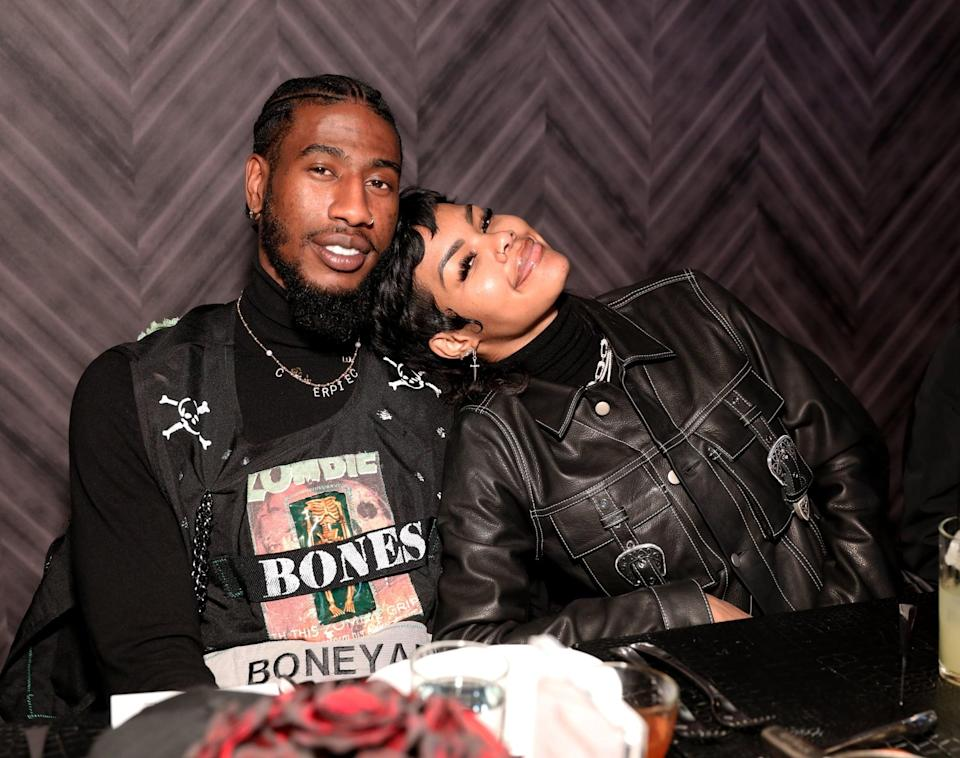 Teyana Taylor's Quotes About Iman Shumpert
