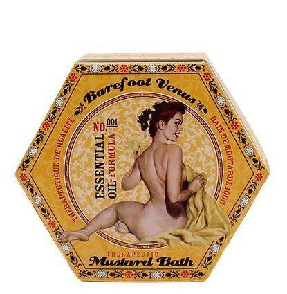 "<a href=""https://well.ca/products/barefoot-venus-therapeutic-mustard_96559.html"" target=""_blank"">Barefoot Venus Therapeutic Mustard Bath, $5.98, available at Well.ca</a>"