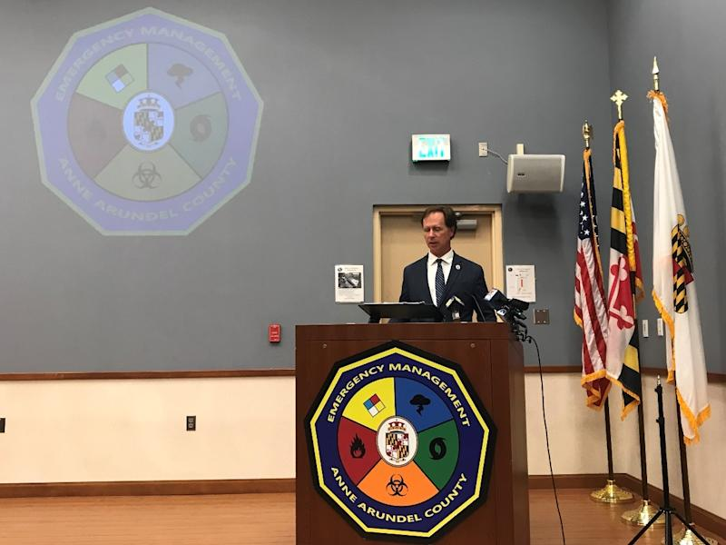 Anne Arundel County will hire more contact tracers and shift givernment workers to stymie the spread of coronavirus, County Executive Steuart Pittman said in a Wednesday press release.