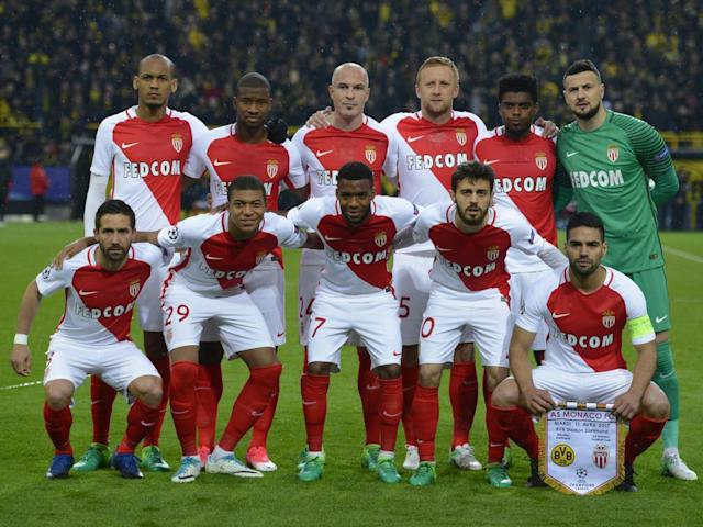 Monaco's young players were at the top of their game against Dortmund (Getty)