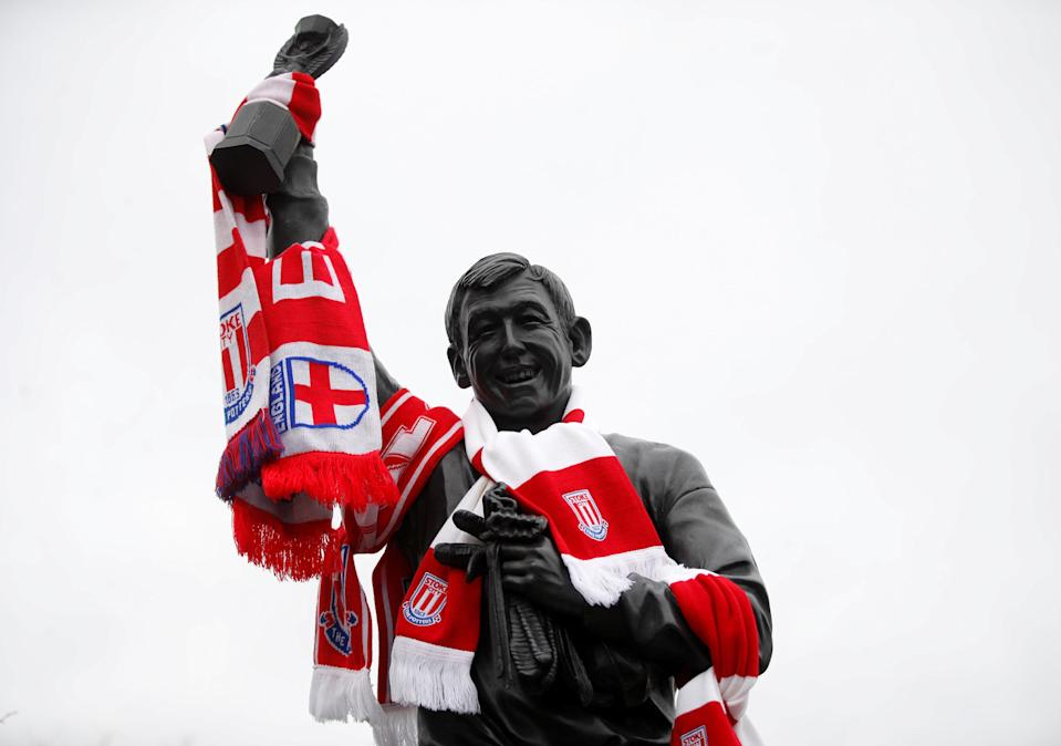 Soccer Football – England's 1966 World Cup winning goalkeeper Gordon Banks passes away (Reuters/Carl Recine TPX IMAGES OF THE DAY)